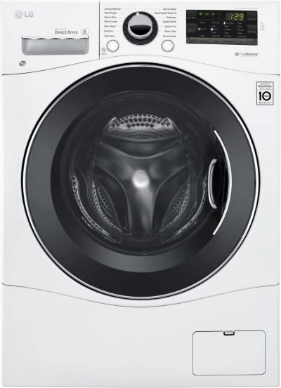 LG combination washer-dryer