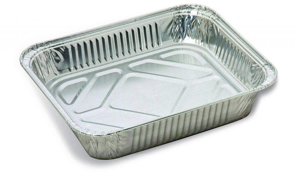 disposable serving pan