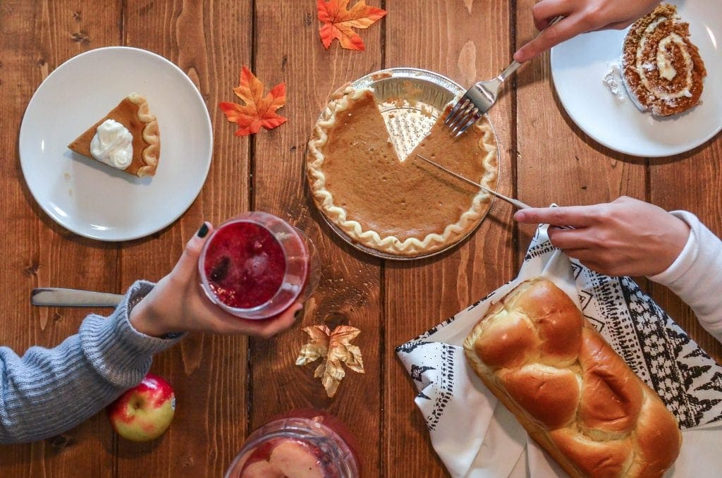 Automate thanksgiving dinner