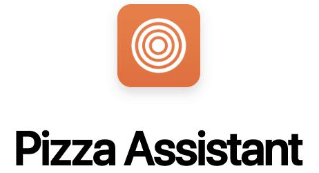 ios shortcut pizza assistant