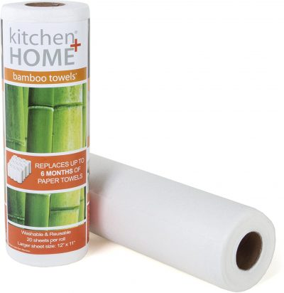 bamboo paper towels reusable