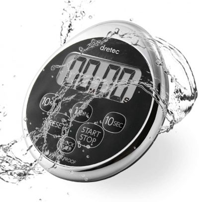 Waterproof Shower Timer