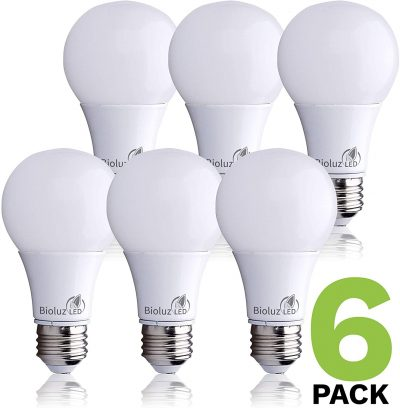 6 watt led light bulb