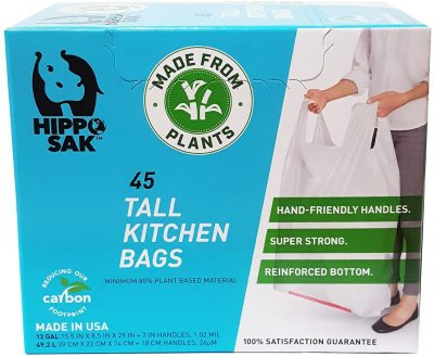 Plant Based Trash Bags
